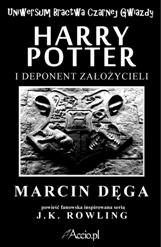 """okładka e-booka """"Deponentu Założycieli"""""""